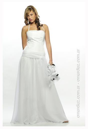Vestidos de novia bordados en piedras